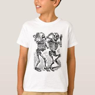"""Happy Calaveras"" Mexico's Day of the Dead T-Shirt"