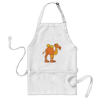 happy camel adult apron