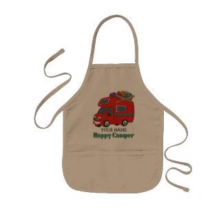 Happy Camper Aprons