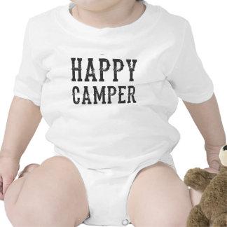 Happy Camper Baby Baby Creeper