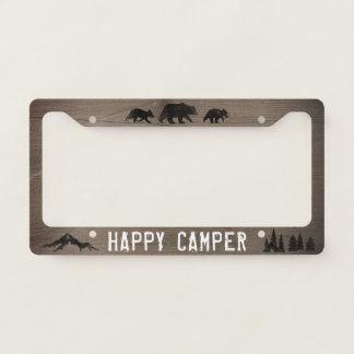 Camper License Plates