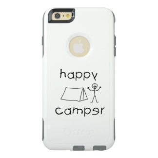 Happy Camper (blk) OtterBox iPhone 6/6s Plus Case