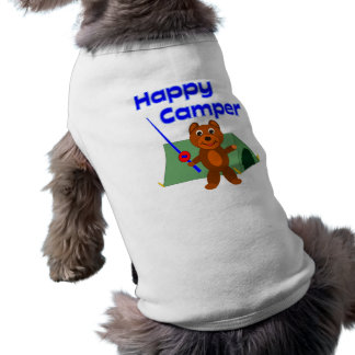 Happy Camper (Blue) Shirt