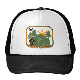 Happy Camper Classic Trucker Hat
