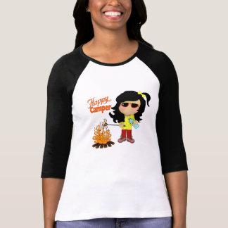 Happy Camper Diva T-Shirt