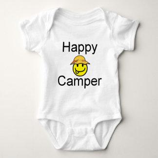 Happy Camper Infant Creeper