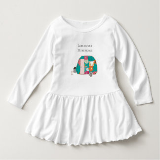 Happy Camper - Less House More Home Dress