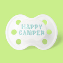 Happy Camper pacifier