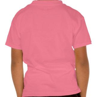 Happy Camper Pink Backpack Kids T-shirt