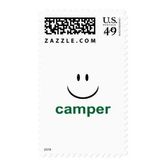 Happy Camper Postage
