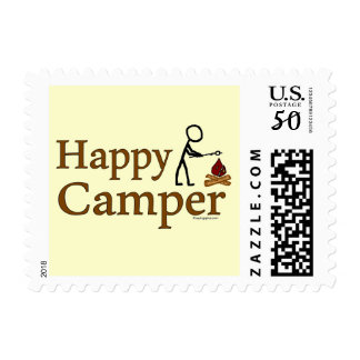 Happy Camper Postage