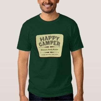Happy Camper Special Event & Family Reunion Shirt