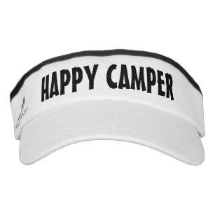 2650c0d99b5 HAPPY CAMPER sun visor cap