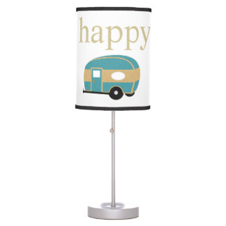 Happy Camper Table Lamp