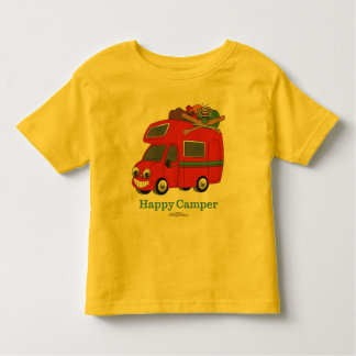 Happy Camper Toddler's T-Shirt