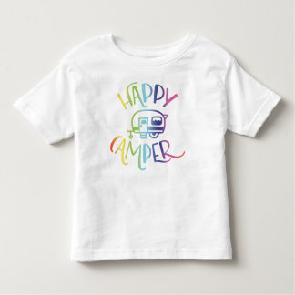 Happy Camper Top for Kids