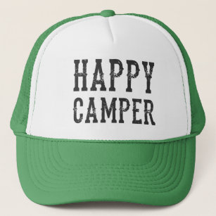 Happy Camper Hats   Caps  5e0110e5335e