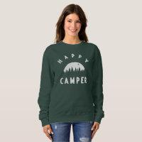 Happy Camper Women's Sweatshirt