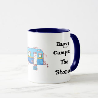 Happy Campers Your name Mug