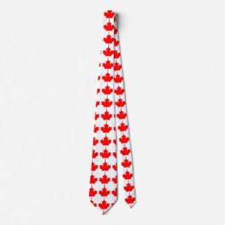 Happy Canada Day Neck Tie