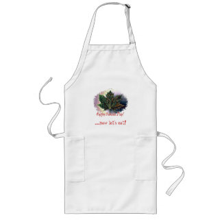 Happy Canada Day....now let's eat! Long Apron