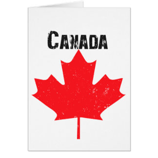 Happy Canada Day! Stationery Note Card
