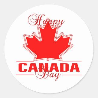 Happy Canada Day Sticker
