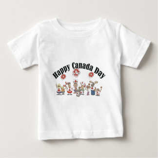Happy Canada Day T Shirt