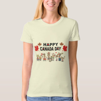 Happy Canada Day Women's T-Shirt