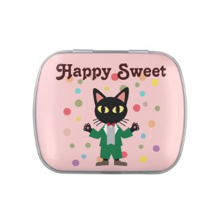 HAPPY!! CANDY TINS