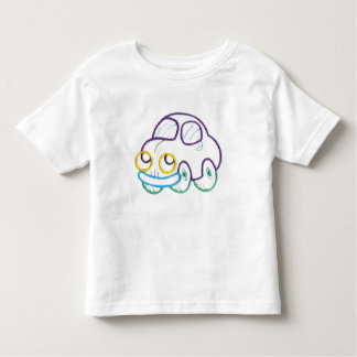 Happy Car Toddler T-shirt