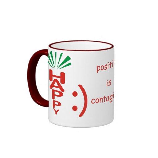 Happy Carrot and Smile Mug