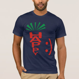 Happy Carrot and Smile Shirt