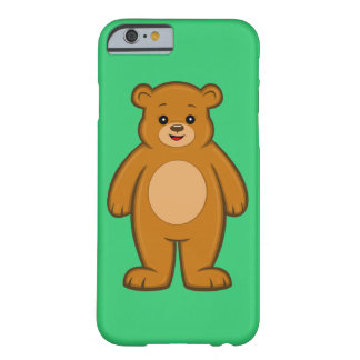 Happy Cartoon Bear iPhone 6 Case