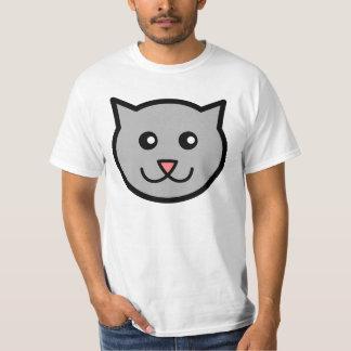Happy cartoon cat T-Shirt