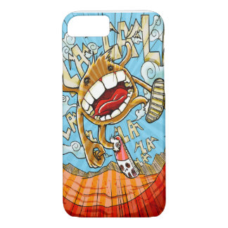 happy cartoon iPhone 8/7 case