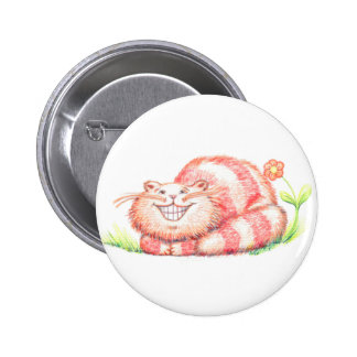 Happy Cat button
