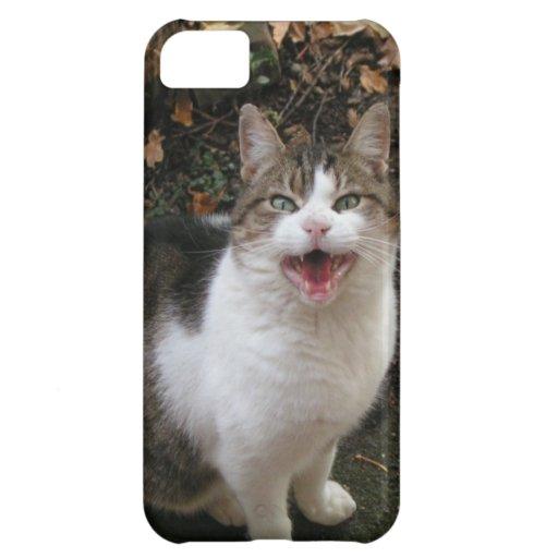 Happy Cat iPhone 5C Cases
