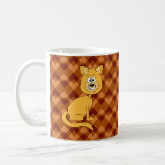 Happy Cat. Coffee Mug