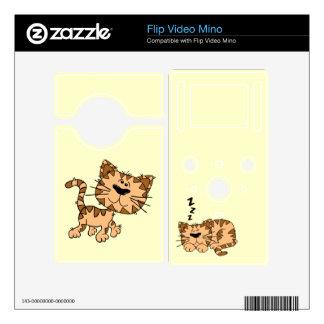 Happy Cat Flip Video Mino Flip Video Mino Skin