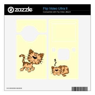 Happy Cat Flip Video Ultra II Skin
