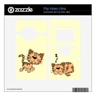 Happy Cat Flip Video Ultra Skin