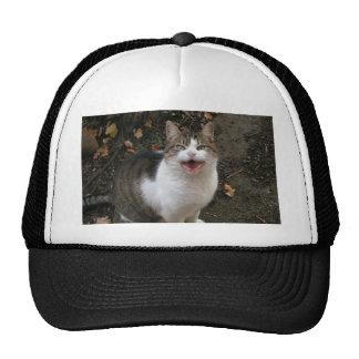 Happy Cat Trucker Hats