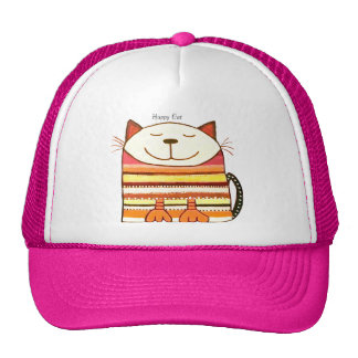 Happy Cat Hat