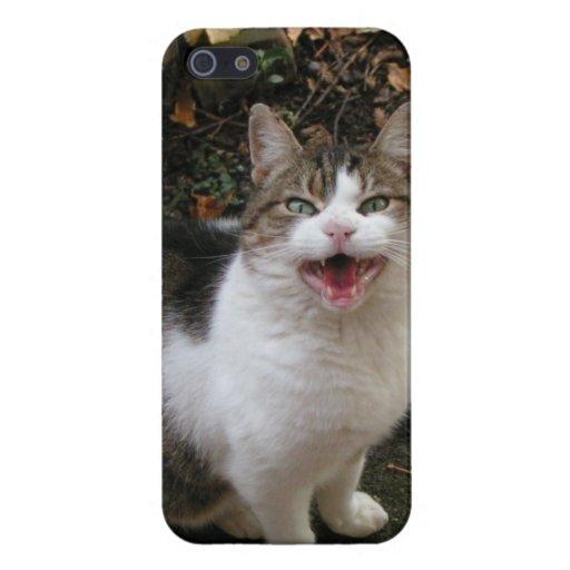 Happy Cat Cases For iPhone 5
