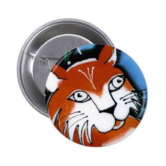 Happy Cat Pin
