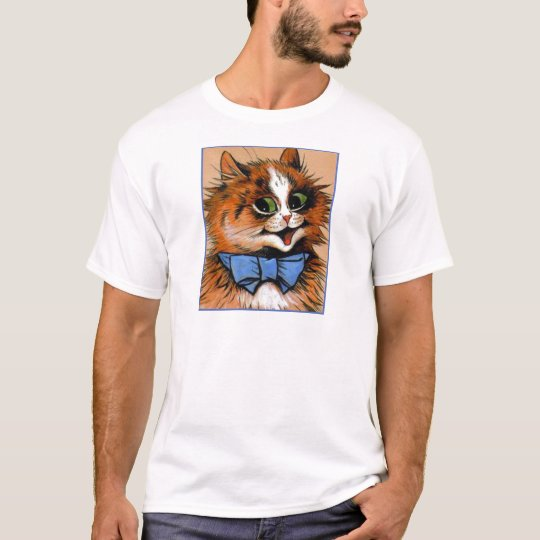 Happy Cat (Vintage Image) T-Shirt