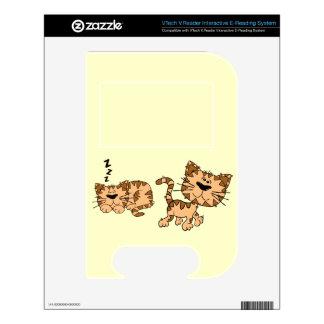 Happy Cat VTech V.Reader Interactive E-Reading Sys VTech V.Reader Decals