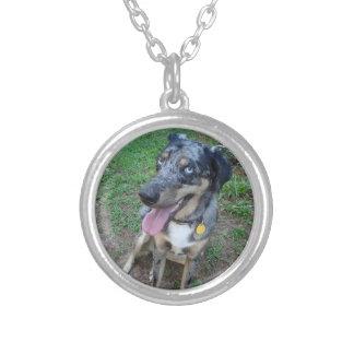 Happy Catahoula Leopard Dog Custom Jewelry