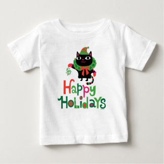 Happy Catiday Holiday T Shirt